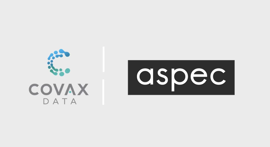NEW PARTNERSHIP ANNOUNCEMENT: Covax Data and Aspec Core Unite to Provide Advanced Data Security Solutions